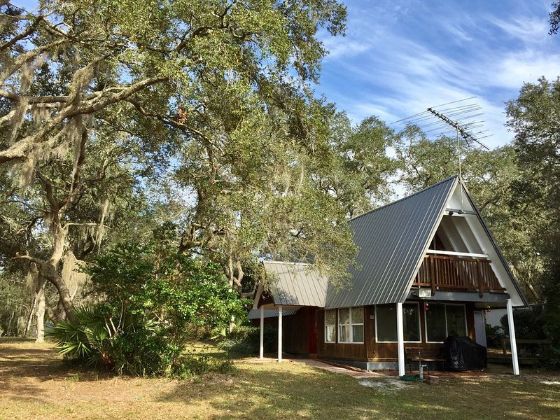 Lakefront Forest Getaway, vacation rental in Satsuma