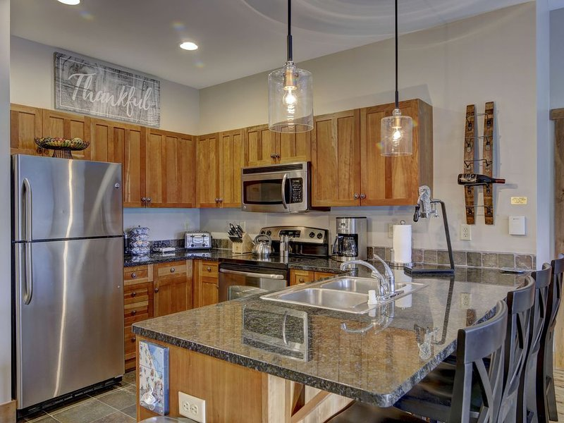 Walk to Slopes Penthouse - Red Hawk 4 Bed / 4 Bath  PENTHOUSE CONDO, alquiler vacacional en Keystone