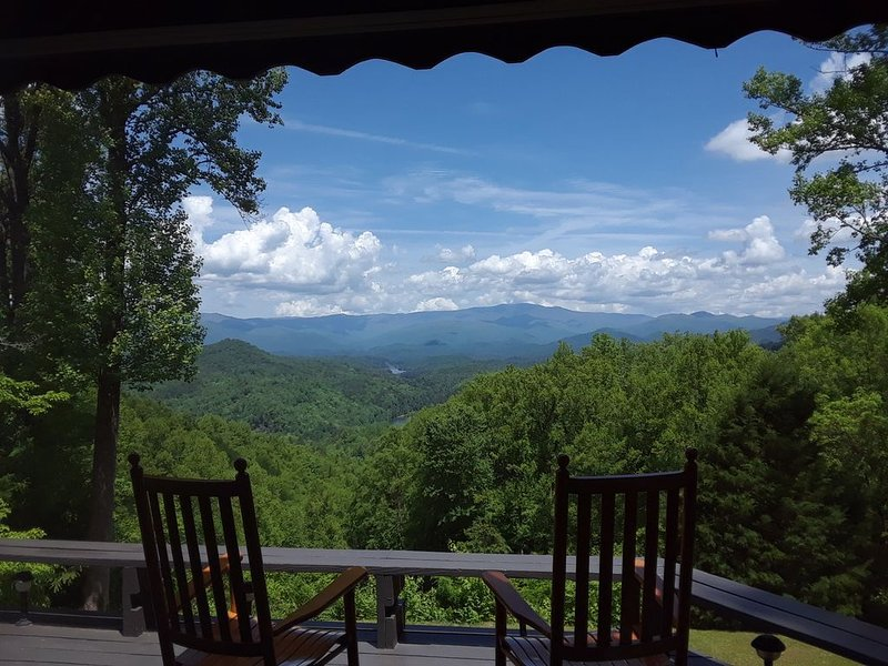 Bryson City Mountain Top Experience, vacation rental in Bryson City