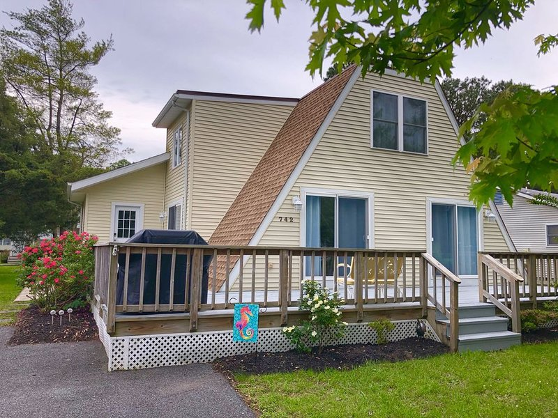 Bethany Beach Family Getaway - Bethany West, holiday rental in Bethany Beach
