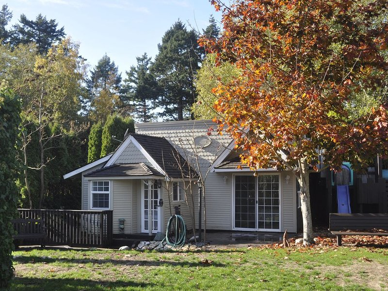 Castle Cottage in Point Roberts, WA, alquiler vacacional en Delta