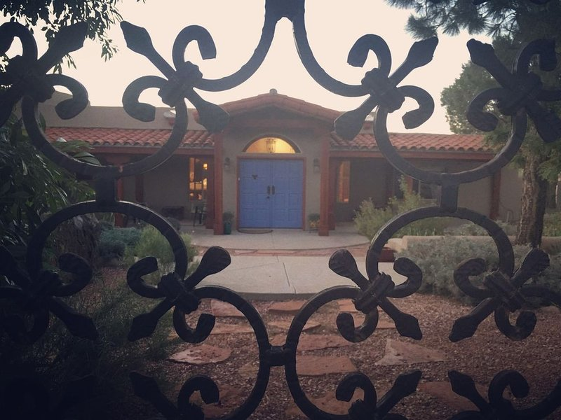 Arlea at WildHeart - Beautiful Adobe Villa , nestled in a private secluded mesa, vacation rental in Kanab