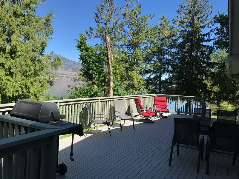 Quail Haven on Skaha Lake, holiday rental in Okanagan Falls