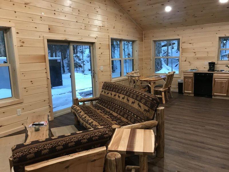 Bear Path Cabin - Lake Access - Big Moose Lake, Adirondacks, alquiler de vacaciones en Eagle Bay