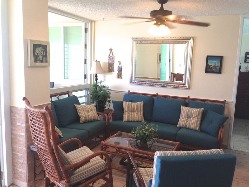 Spectacular View - Beachfront Condo -12th Floor -Playa Azul #1, holiday rental in Luquillo