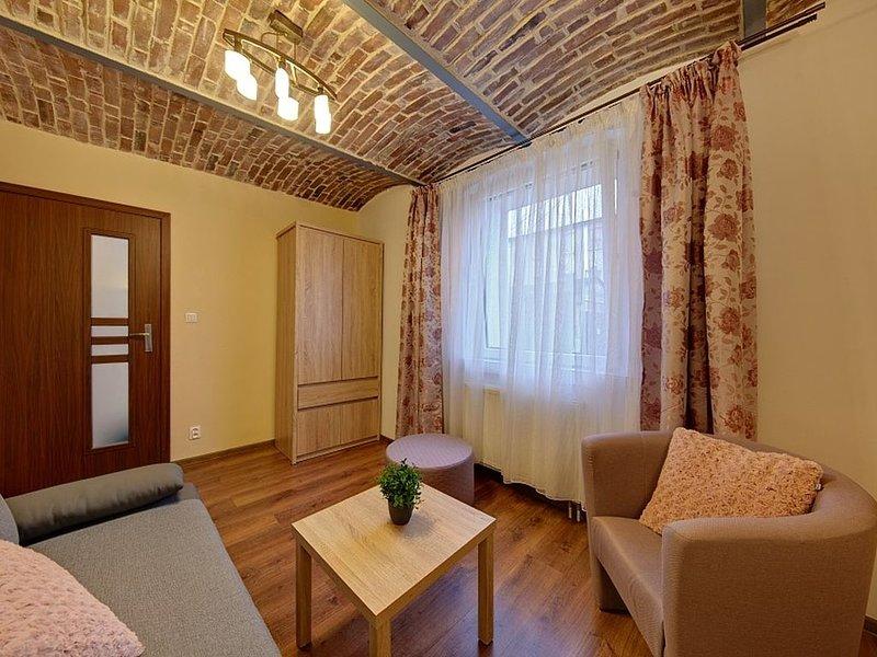 Large comfortable apartment in Katowice, aluguéis de temporada em Ruda Slaska