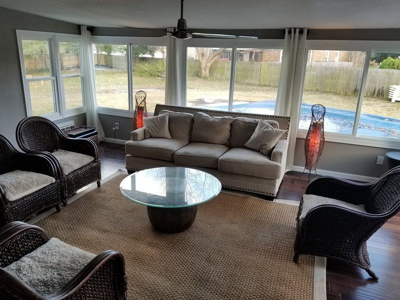 Fantastic, Spacious family vacation home, alquiler de vacaciones en Virginia Beach