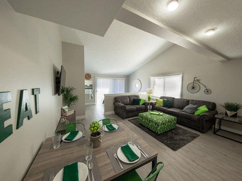 �Newly Remodeled Studio, Pet Friendly, Sports Village Resort �, alquiler vacacional en Saint George
