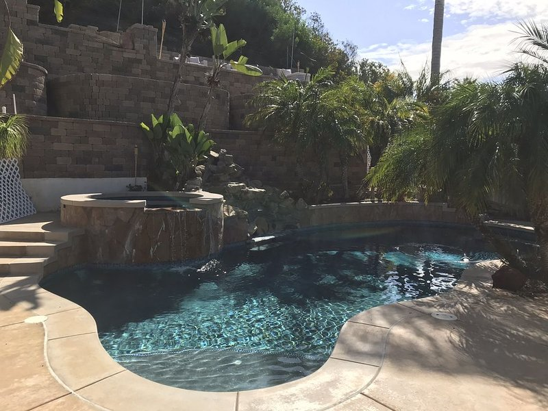 Spinnaker Gem Beach Villa, holiday rental in Carlsbad