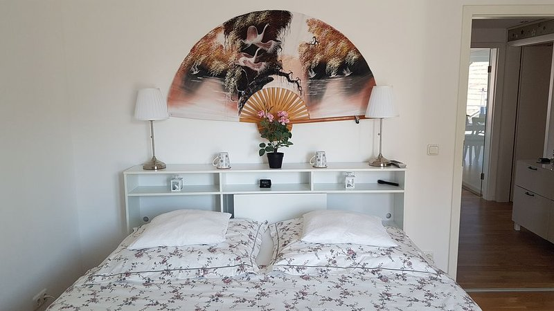 Cosy flat in the fairy-tale city of Heidelberg!, holiday rental in Sinsheim