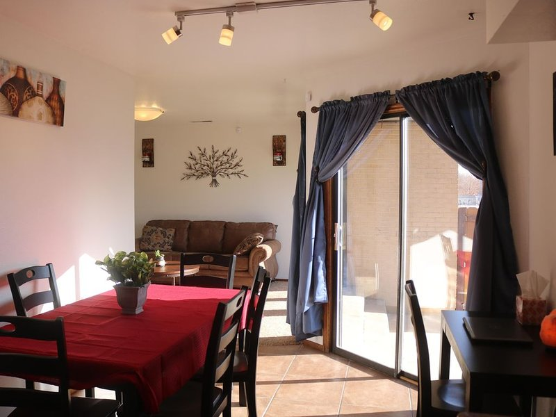 Temple Place is a cozy ,family friendly and convenient home across from temple, holiday rental in Vernal