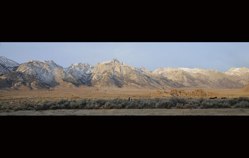 Alabama Hills Mount Whitney Retreat, holiday rental in Independence