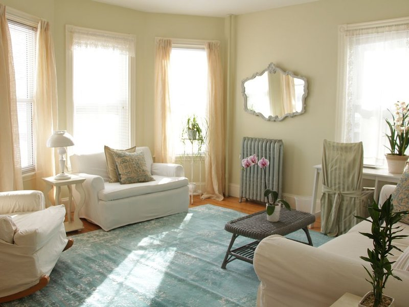 Glorious getaway on Portland's Eastern Promenade., holiday rental in Long Island