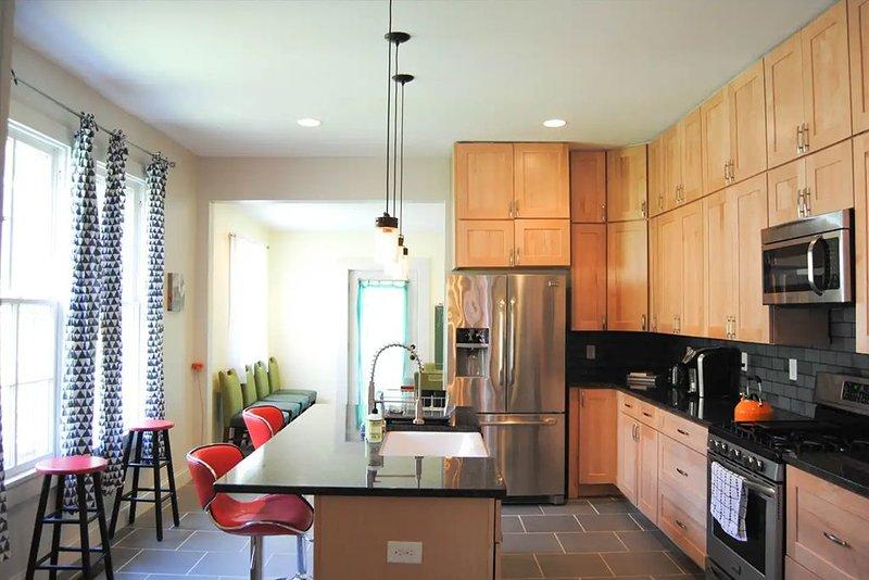 The Landmark, Gospel Hill - a Modernized Historic Luxury Home, alquiler vacacional en Staunton