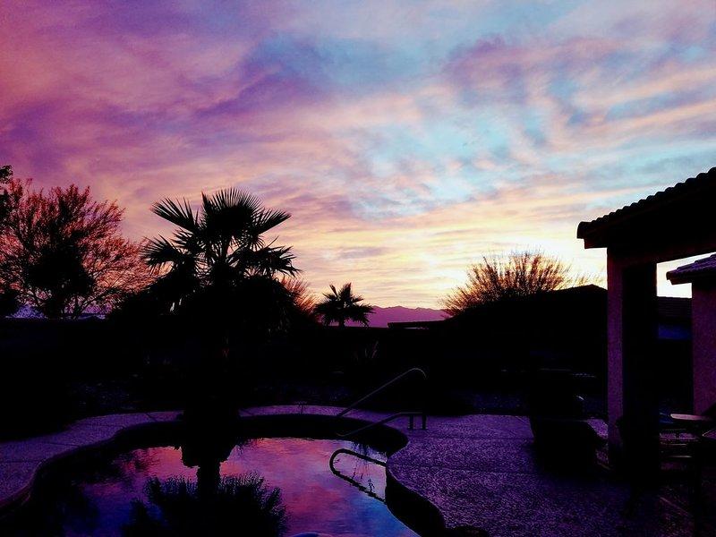 Beautiful Desert Oasis, holiday rental in Bullhead City