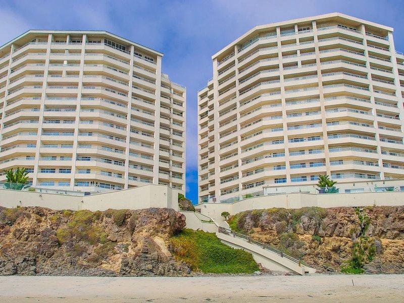 La Jolla del Mar - Oceanfront Condo - Rosarito Beach, holiday rental in Playas de Rosarito
