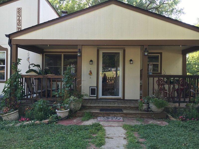 Benson Berkshire - 3 bedroom home, casa vacanza a Omaha