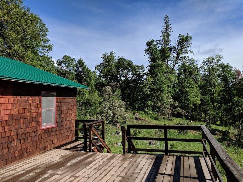 The Gilmore Cabin In Pinehurst, location de vacances à Badger