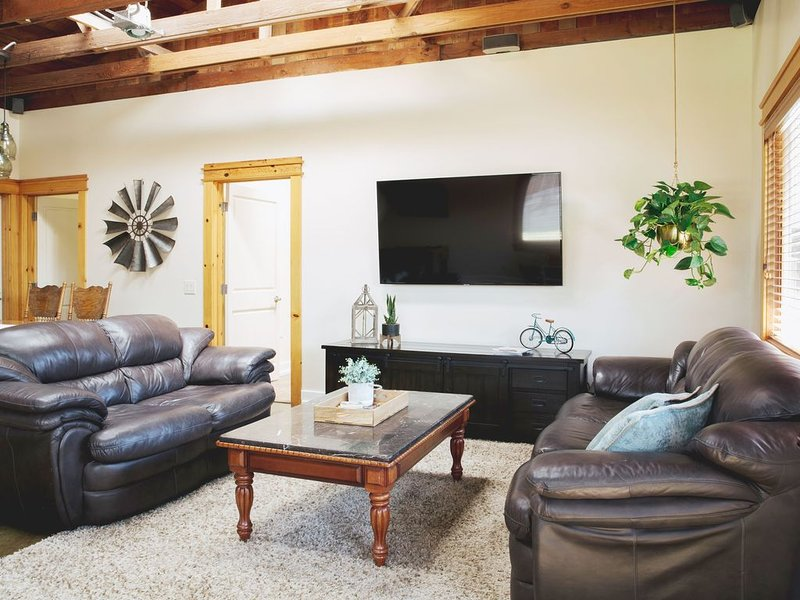 Country Guest House in one of the most beautiful locations in San Luis Obispo, alquiler vacacional en Los Osos