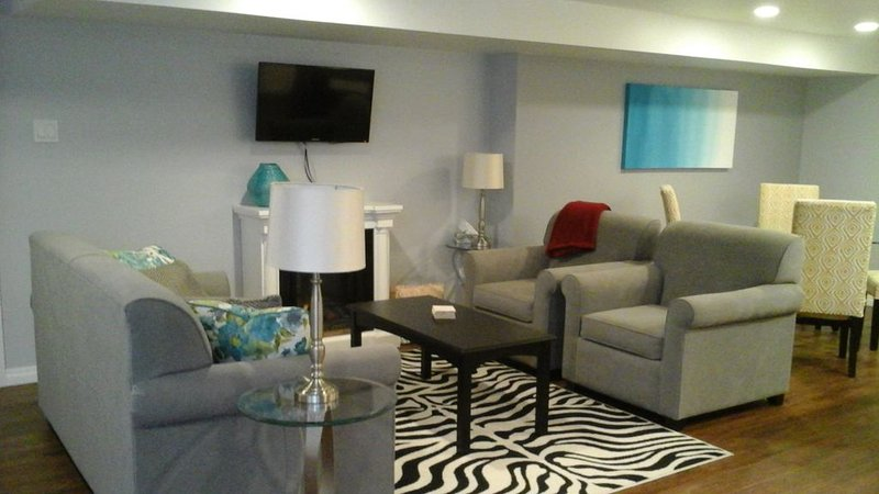 Beautiful Cozy Apartment, holiday rental in Manitoba