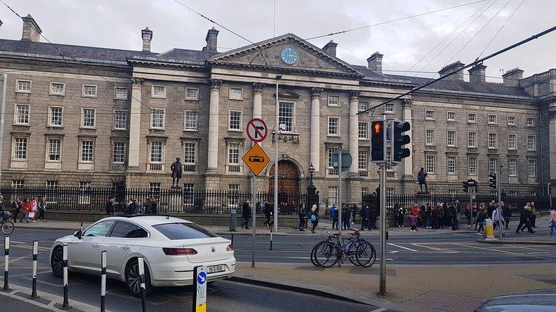 Trinity College - 20 minutes à pied