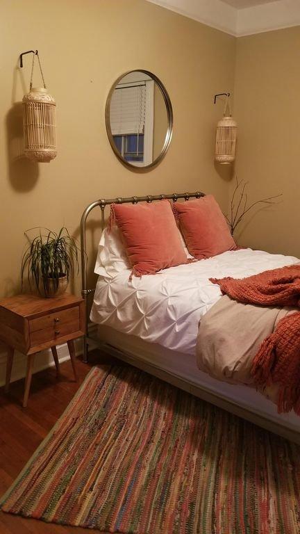 Nueva cama queen