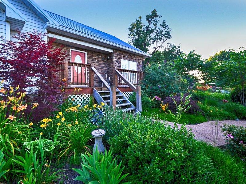 Ozark Country House, 3 bed, 2 bath, large yard, full kitchen, large deck., alquiler vacacional en Potosi