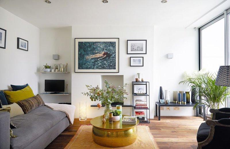 Beautiful Notting Hill Garden Apartment, Ferienwohnung in Willesden