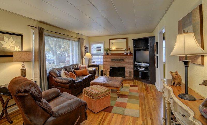 Writer's Cottage by Historic Depot, BSU, Downtown & Morrison Center, alquiler de vacaciones en Boise