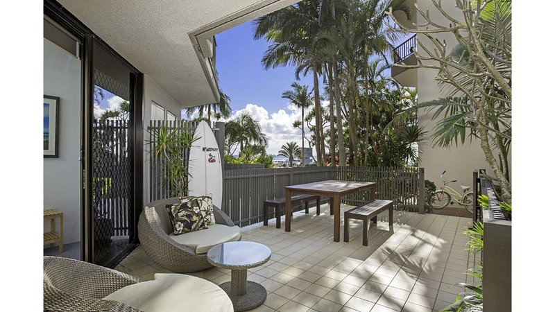 The Rocks Resort Unit GI, vacation rental in Currumbin