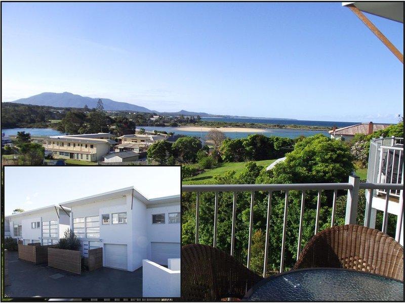 Seascape 2 - Water views, holiday rental in Barragga Bay