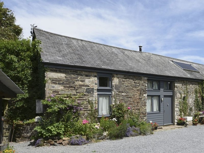 The Stone Barn Cottage, HOLNE, vakantiewoning in Hexworthy