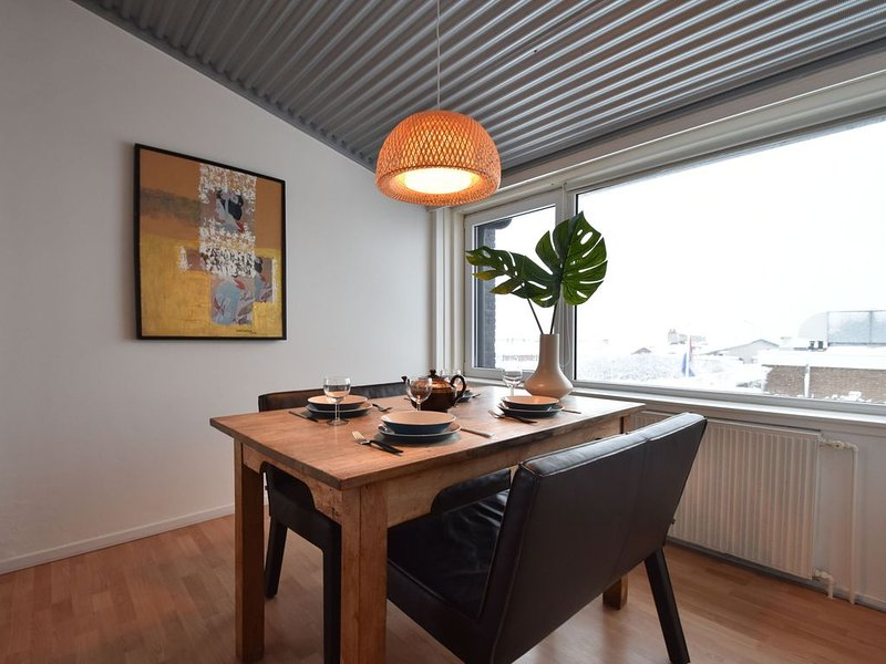 Uniquely located apartment with a sea view just a few metres from the North Sea, holiday rental in Bergen aan Zee