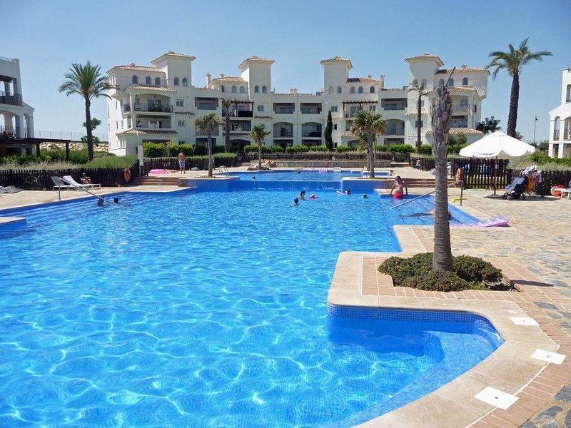 Atlantico 279422-A Murcia Holiday Rentals Property, holiday rental in La Tercia