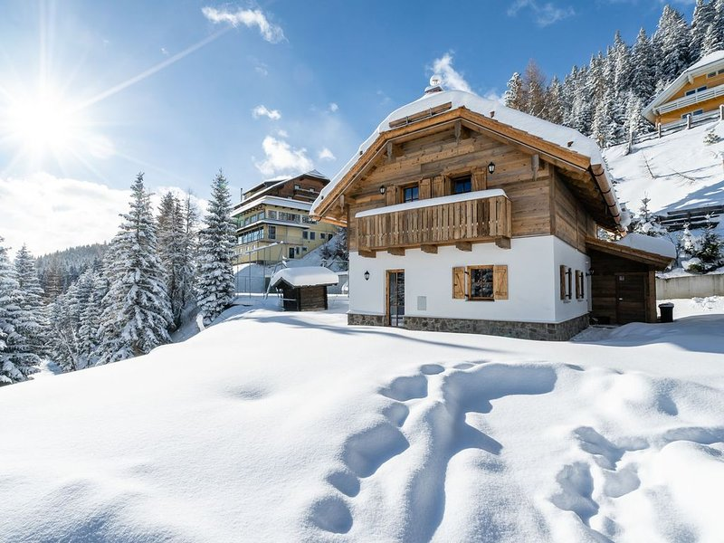 Luxurious Chalet in Katschberghöhe with Balcony, holiday rental in Rennweg