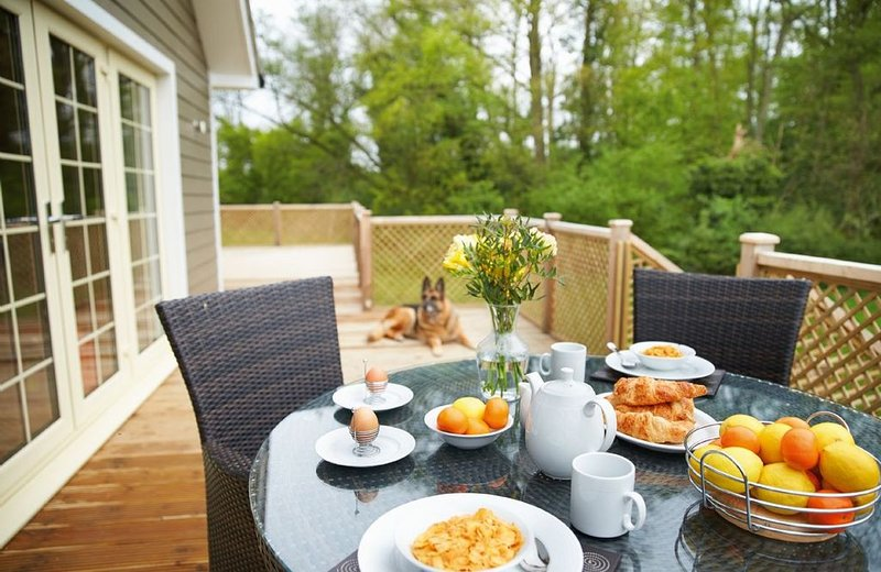 Brook Lodge holiday cottage is located near Colchester and set in some amazing n, location de vacances à Halstead