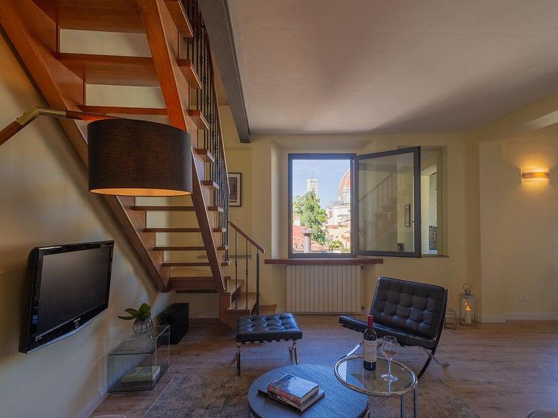 Apartments Florence - Borgo Albizi, holiday rental in San Martino alla Palma