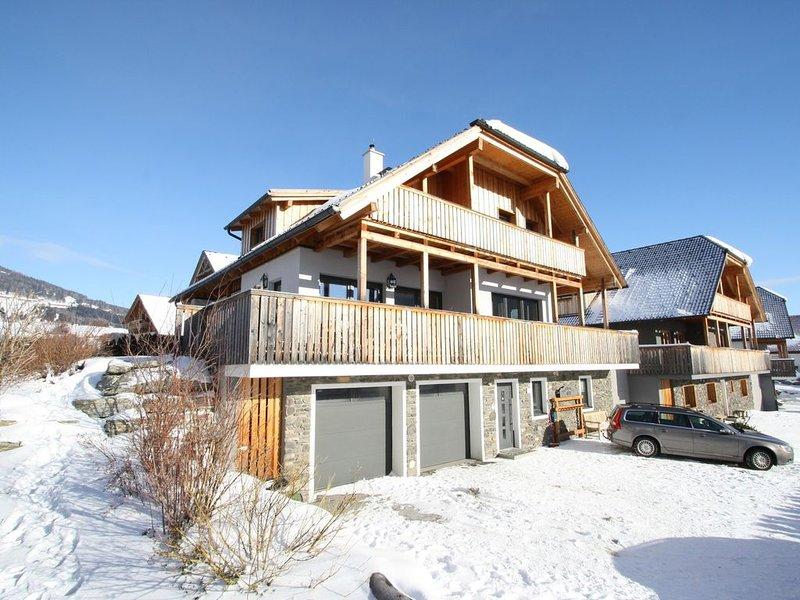 Lavish Chalet in Mauterndorf with Sauna & Jacuzzi, aluguéis de temporada em Tamsweg