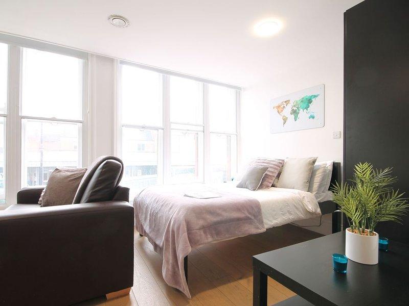 City Centre Apartment - Apartment 7 Rowan - The Bruce Building, alquiler vacacional en Gosforth