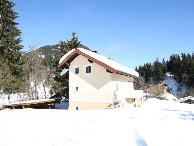 Lovely Apartment in Salzburg Austria with Terrace, holiday rental in Abtenau