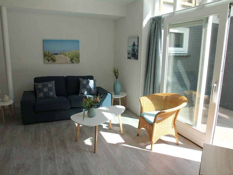 Stunning apartment in Schoorl, North Holland—you can bike to the beach, holiday rental in Schoorl