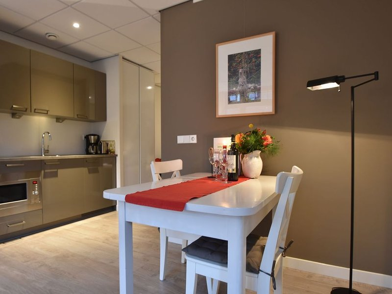 Luxurious apartment walking distance from the pleasant centre of Bergen, vakantiewoning in Bergen