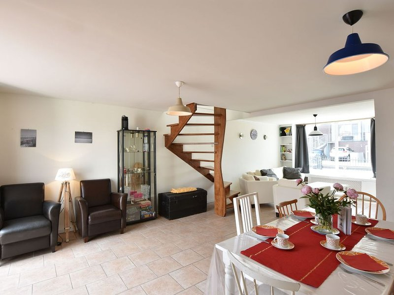 Inviting Holiday Home in Breskens with Terrace and Barbecue, alquiler vacacional en Breskens