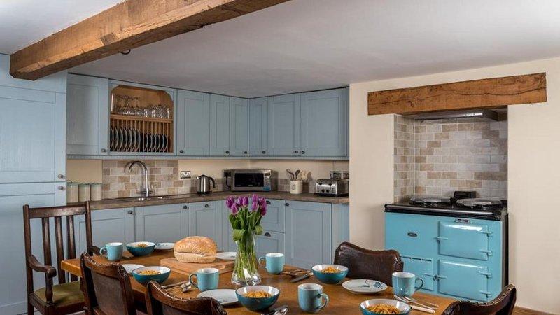 Sugar Loaf Farmhouse, holiday rental in Abergavenny