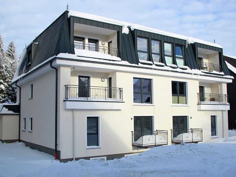 Pleasant Apartment in Winterberg with Balcony, aluguéis de temporada em Winterberg