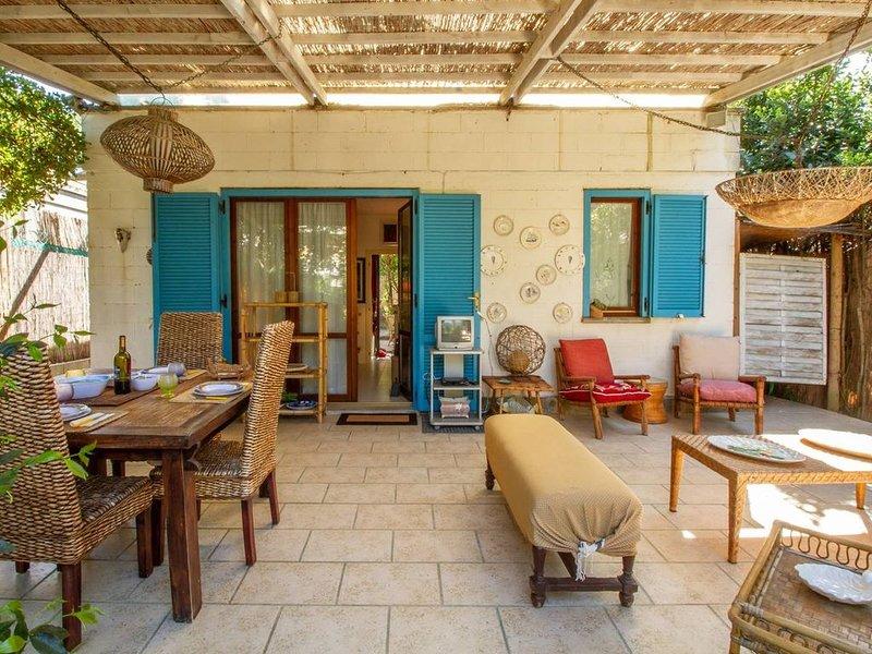 la maremma - Punta Ala Cottage, holiday rental in Punta Ala