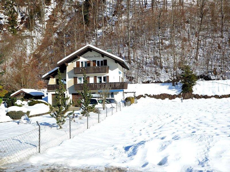 Modern Holiday Home in Sankt Anton im Montafon with Terrace, Ferienwohnung in Vorarlberg