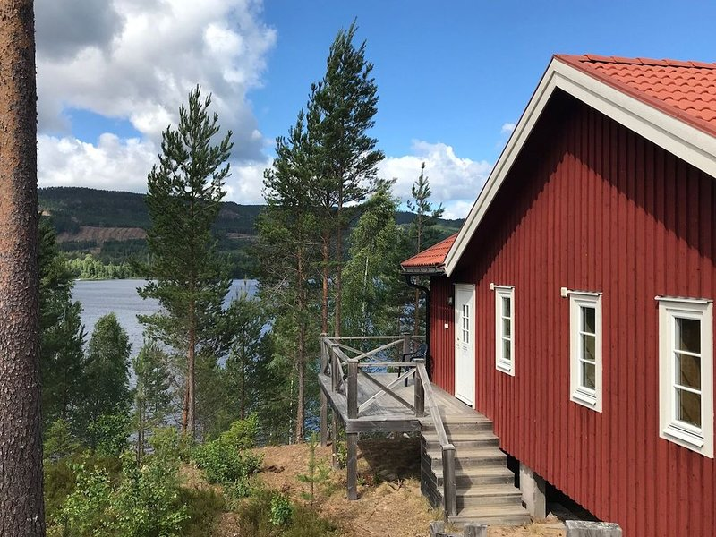 Chalet in Torsby Municipality Middle of Sweden with Sauna, alquiler vacacional en Hara