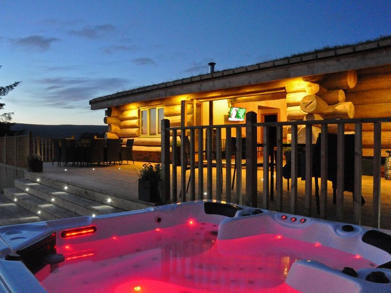 Mount Hooley Lodge - Four Bedroom House, Sleeps 8, vacation rental in Garrigill
