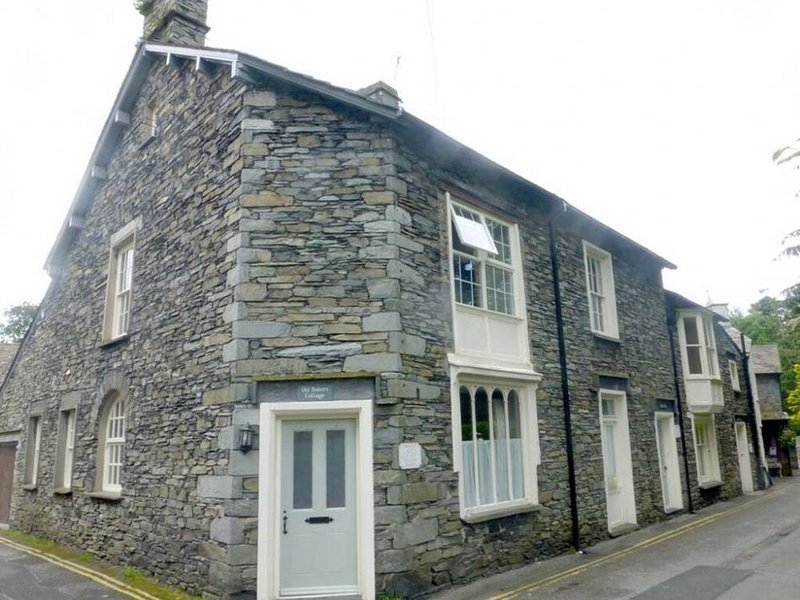 Old Bakers Cottage, GRASMERE, holiday rental in Chapel Stile